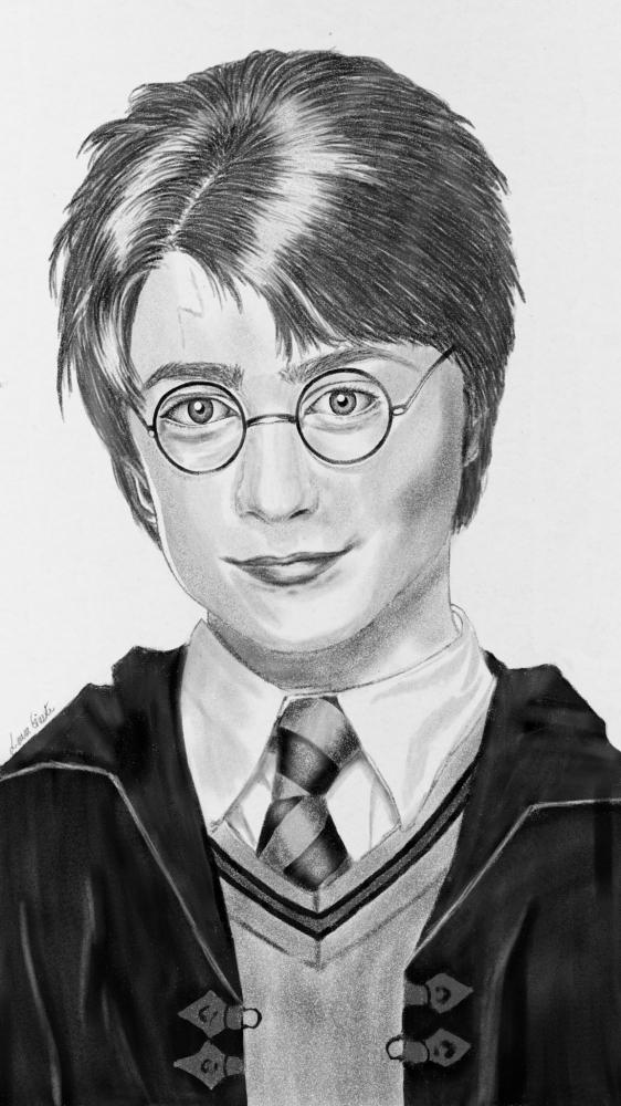 Daniel Radcliffe par lauragste